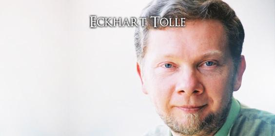 エックハルト・トール~「逆境に直面すること=チャンス」