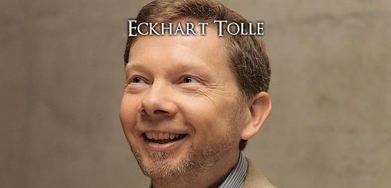 エックハルト・トール~『与えるものが受け取るもの』