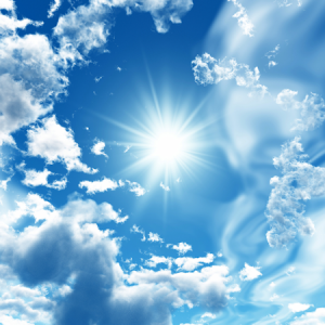 bigstock-Blue-sky-with-white-clouds--d-19558670 - 2nd