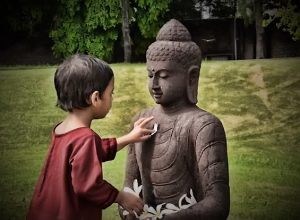 buddha-and-child