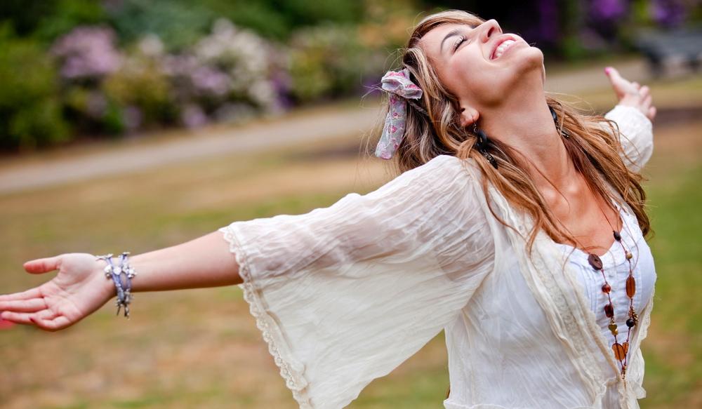 スピリチュアルに生きるとは、ありのままの自分で生きること!アニータ・ムジャーニ