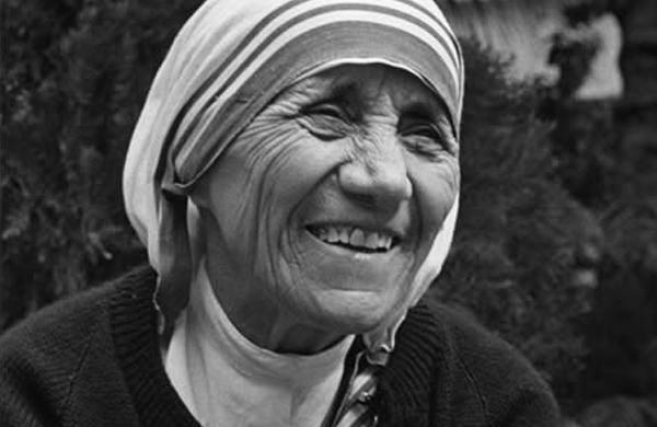 思考に気をつけなさい マザーテレサ