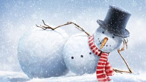 snowman-chilling-16985
